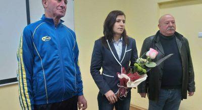 Вицесветовната шампионка по бокс Стойка Петрова се срещна с възпитаници на Спортното училище в Добрич