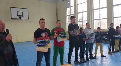 Борец е спортист на годината за 2018 в училището за шампиони