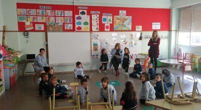 """Преподаватели от училището за шампиони в Добрич участваха в организационна среща по проект """"Нашата околна среда"""" в Испания"""