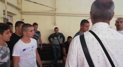 """Спортно училище """"Георги Ст. Раковски"""" беше домакин на международна среща по проект """"Академия за младежки работници"""""""
