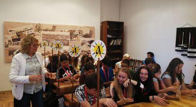 Партньори на Спортното училище от три държави са на посещение в Добрич